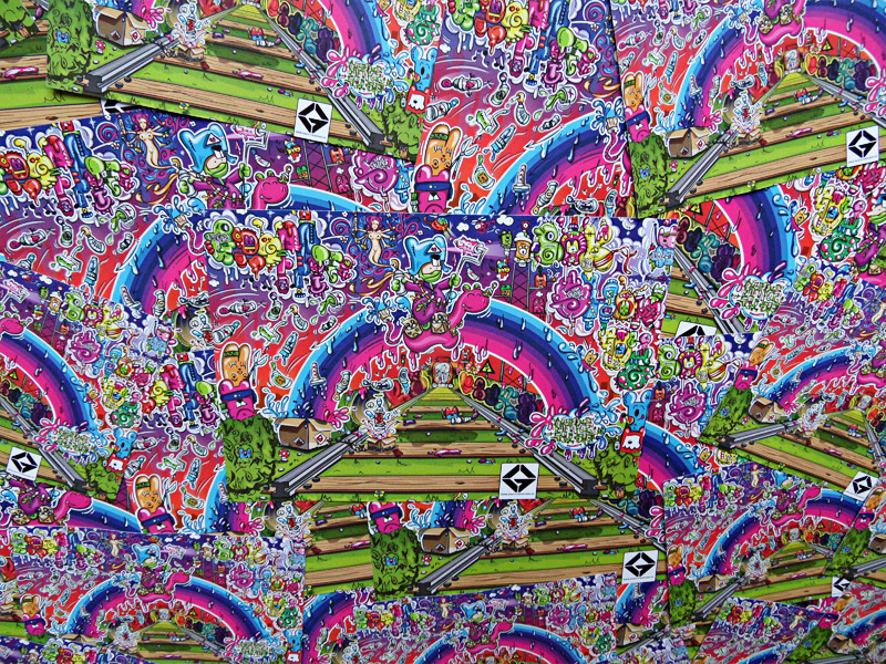 angry_koala gbox warrior sticker